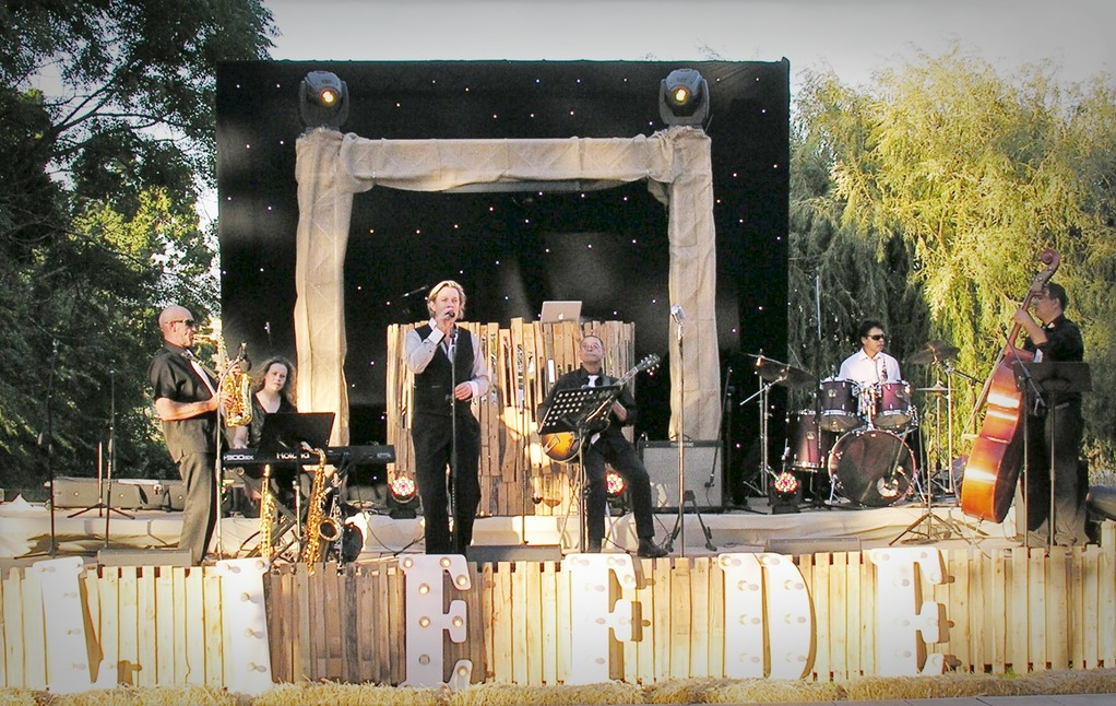 Ike Moriz Quintet Top Wedding Singer 401 Rozendal 2015
