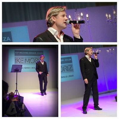 Top Wedding Singer Ike Moriz Live CTICC