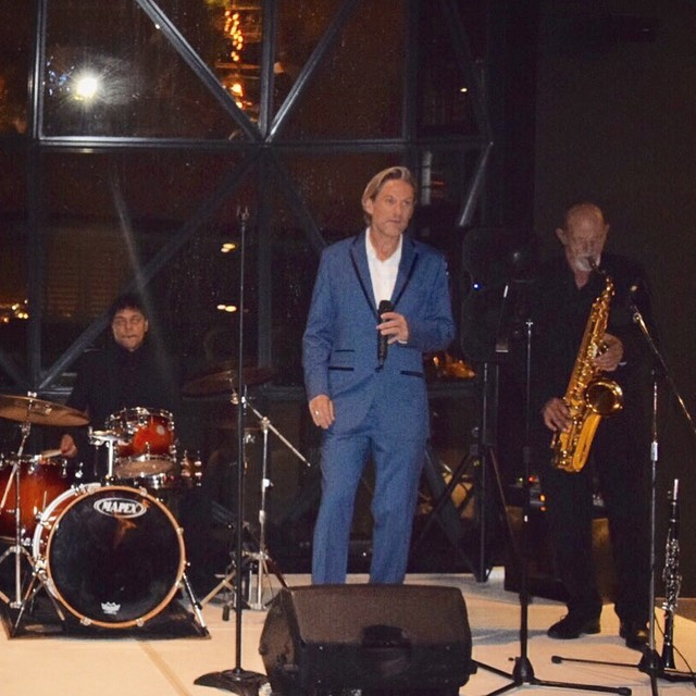 Ike Moriz Quintet at Zeitz Mocaa swing band jazz Cape Town South Africa entertainment birthday top wedding singer crooner waterfront museum of contemporary art Africa trio