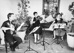 top wedding string trio