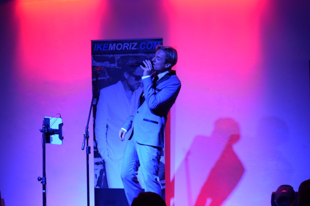 Ike Moriz Valentines Day concert Strand Helderberg Somerset West swing jazz Sinatra Bublé Simone rat pack tribute hits springbok blues restaurant romantic wonderful evening show love swings my baby just cares for me